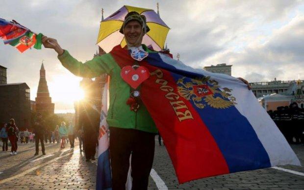 Зомби-дед устроил скандал из-за Украины в московском метро