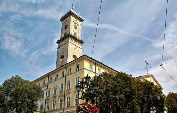 Львовская ратуша, фото: Сергей Якименко