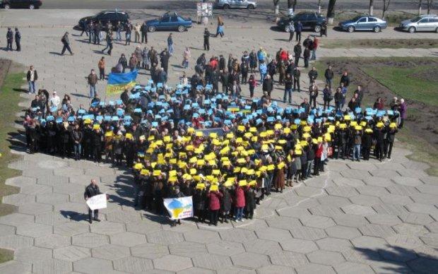 Скандал с Крымом: международные правозащитники растолковали сепаратистскую карту