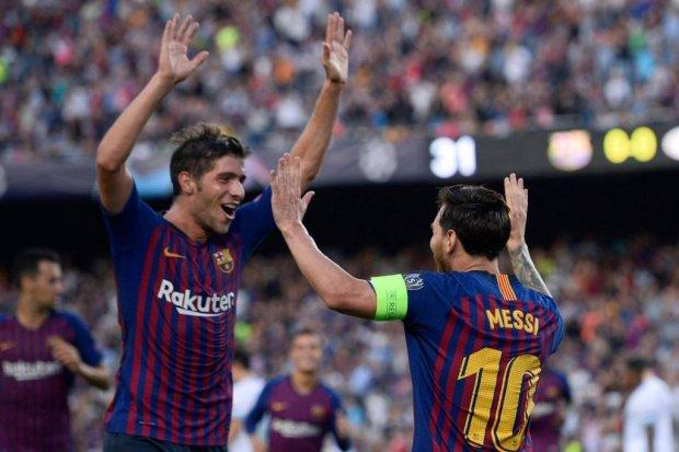 Ліга чемпіонів: Барселона з хет-триком Мессі розгромила ПСВ