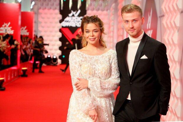 Алина Гросу с мужем Александром, 24 Канал