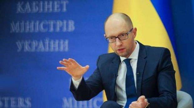 Яценюк рассказал о перспективах заменить Гонтареву