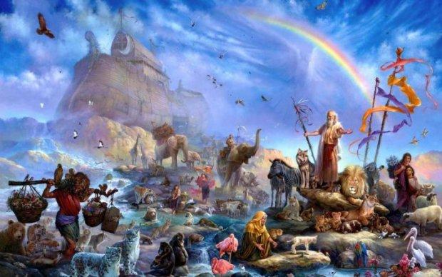 Ученые обнаружили библейский корабль