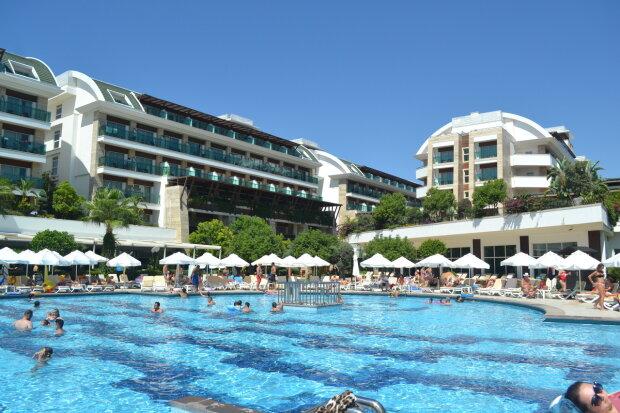 Готель в Туреччині, фото pxhere