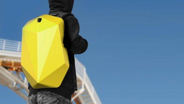 Xiaomi представила рюкзак Mi Bumblebee Computer Backpack в стиле Трансформеров