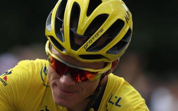Определился победитель Тур де Франс