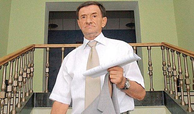 На 77-му році пішов з життя президент «Іллічівця» Володимир Бойко