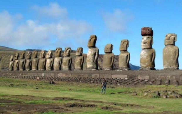 Тайна статуй острова Пасхи открылась ученым