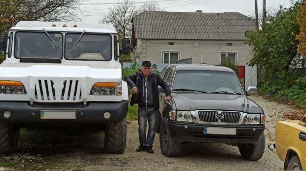 Позашляховик, фото: скріншот з відео