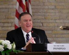 Держсекретар США Майк Помпео, фото: REUTERS