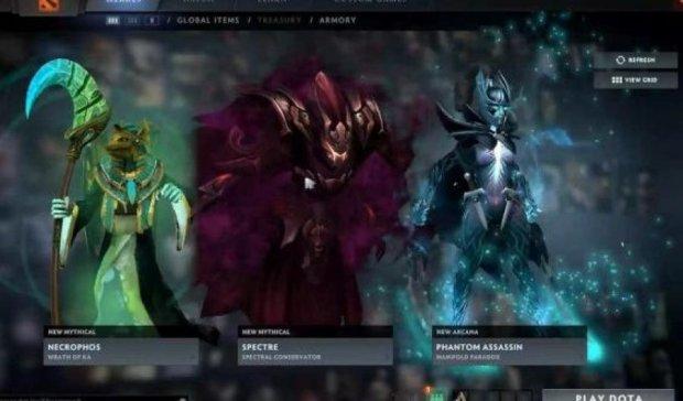 Культова онлайн-гра Dota 2 вийде на новому движку