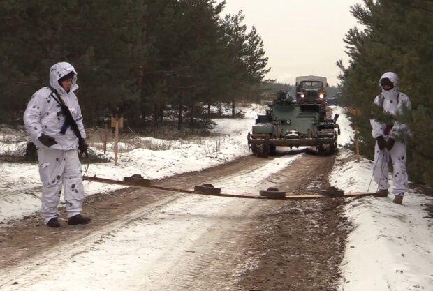 Воины ВСУ усовершенствовали навыки по минной безопасности: главное правило - не лезь