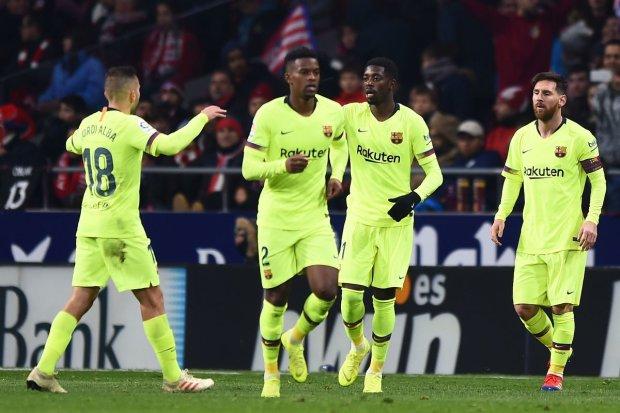 Барселона і Атлетіко влаштували феєричну кінцівку в матчі Ла Ліги: відео