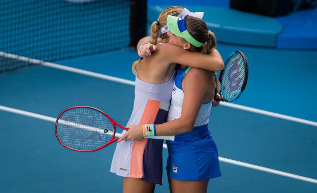 Бабош и Младенович выиграли Australian Open в парном разряде, twitter.com/wta