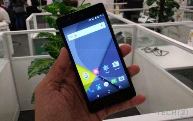 Китайцы создали неплохой копеечный смартфон