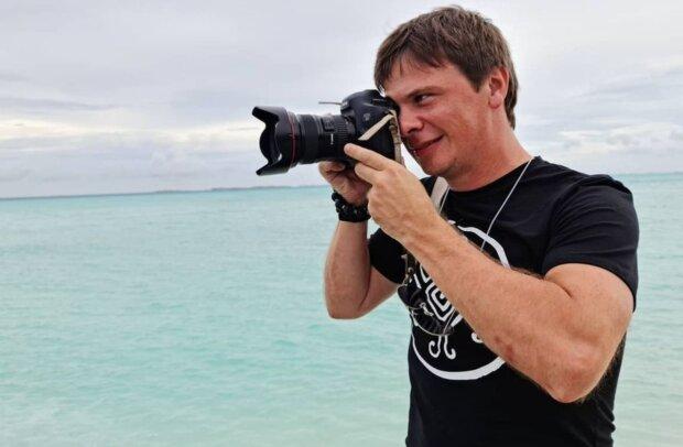 Дмитрий Комаров, instagram.com/stories/komarovmir