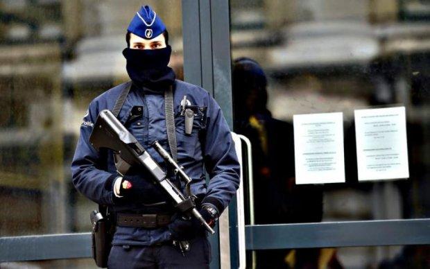 Наезд на пешеходов напугал бельгийцев