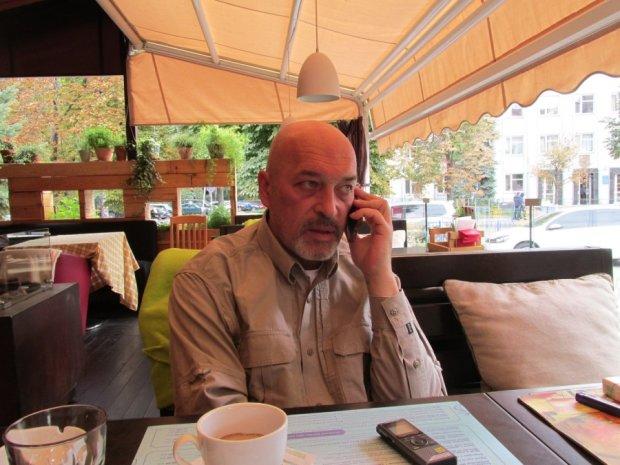 Тука: «У Криму окупанти перестріляли один одного і звинуватили «укропів »