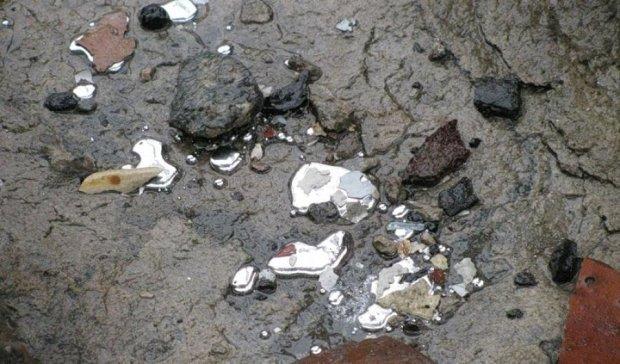 У центрі Києва виявили розлиту ртуть