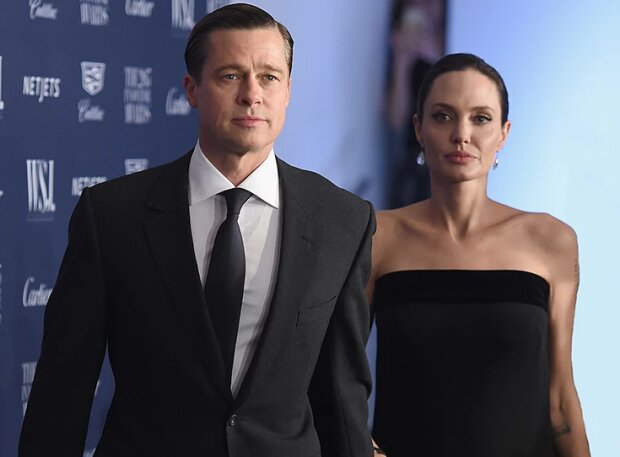 Анджеліна знову розбушувалась - Джолі закотила Пітту скандал через дітей