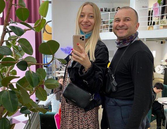 Екатерина Репяхова и Виктор Павлик фото: Instagram