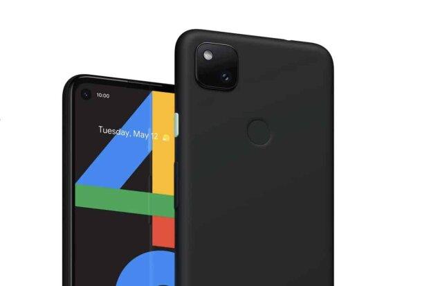 Google Pixel 4a, Google