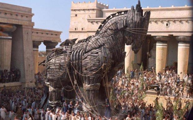 Падение Трои: а был ли конь?