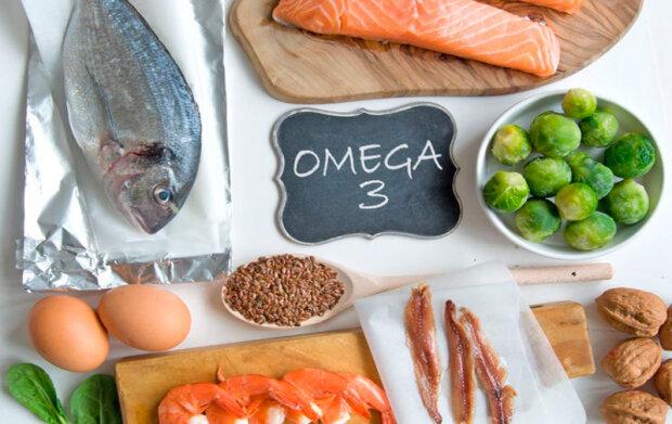Топ-5 продуктов, в которых содержится омега-3