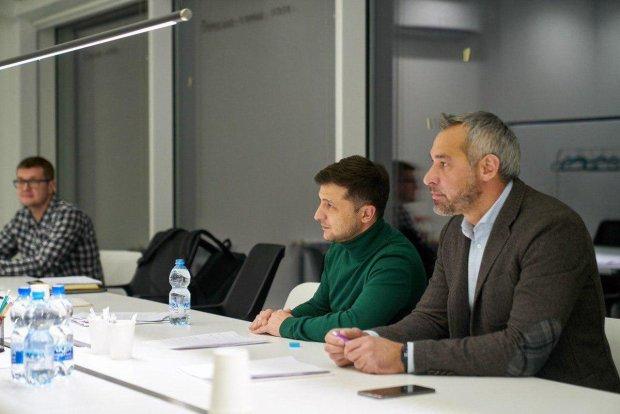 """У Зеленського розповіли, хто увійде в команду """"Слуги народу"""": Лукаш за бортом, Данилюк - не міністр"""
