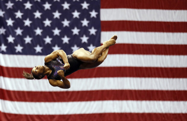 Симона Байлз, Getty Images