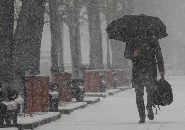 Погода на 12 січня: українці відчують на собі справжню зиму