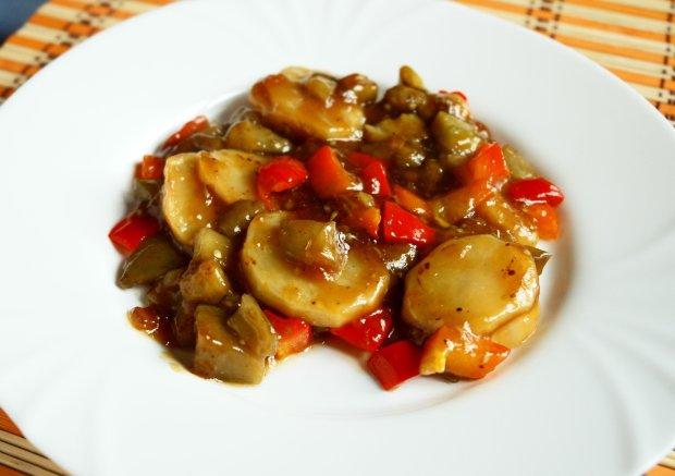 Быстрый и вкусный рецепт баклажанов по-китайски