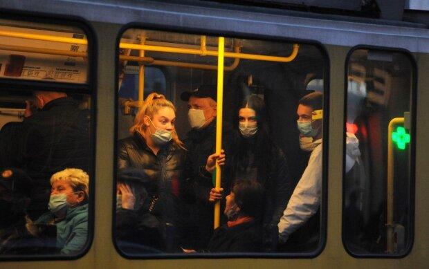 Трамвай, фото: Unian