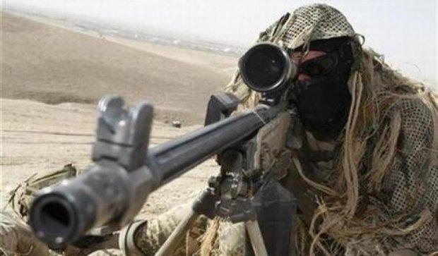 Снайпер бойовиків вбив українського військового в Станиці Луганській