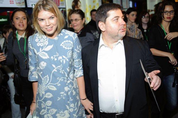 Александр Цекало и Вера Галушка, сестра Брежневой