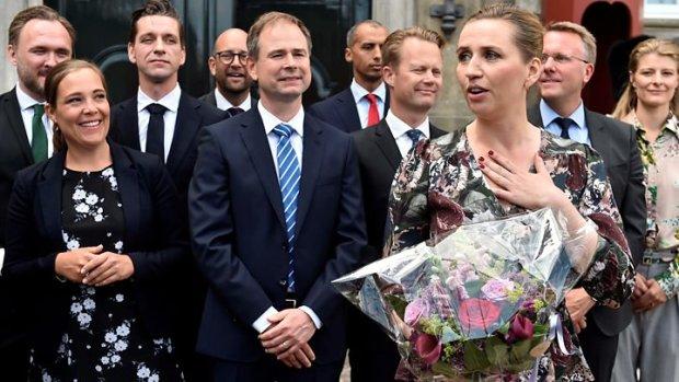 Метте Фредериксен стала самым молодым премьер-министром Дании