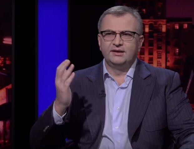 Юрій Атаманюк, скрін з відео