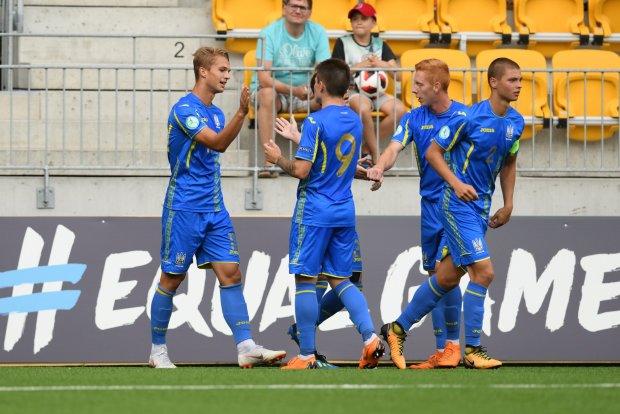 Молодіжна збірна України видряпала перемогу в албанців