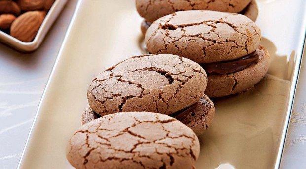 Самый быстрый рецепт печенья из творога и миндаля
