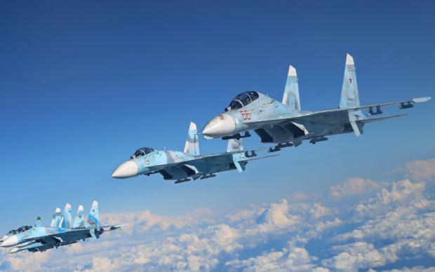 Переполох в Криму: окупанти підняли по тривозі літаки