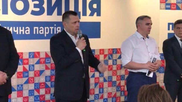 """Філатов показав новий """"Укроп"""" в Києві"""