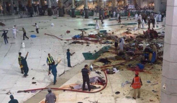 У Саудівській Аравії загинуло 107 людей через падіння крану