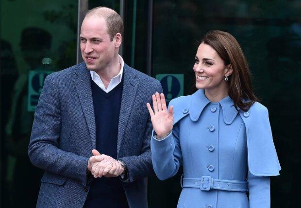Кейт Миддлтон и принц Уильям фото: Getty