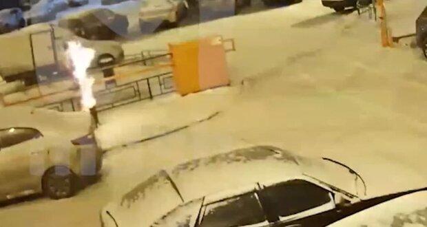 Артем Дзюба, фігура, скріншот з відео
