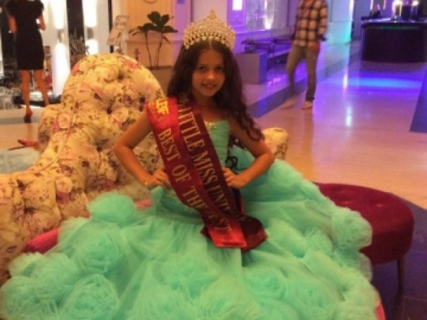 Юная волынянка победила на международном конкурсе красоты