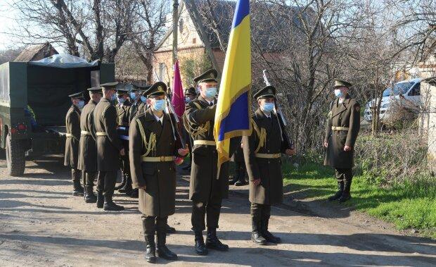 похороны Ивана Ковалевского, фото с Facebook