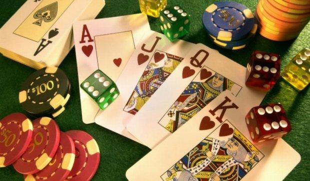 Депутати хочуть легалізувати азартні ігри