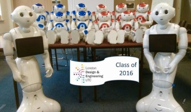 Британських школярів навчатиме робот