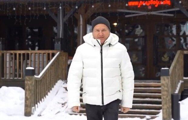 Юрій Горбунов, кадр з відео: Instagram gorbunovyuriy