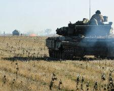 Обстрелы на Донбассе, фото: ООС / Facebook